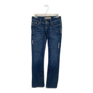 BKE Denim Sabrina Bootcut Cotton Blend Jeans